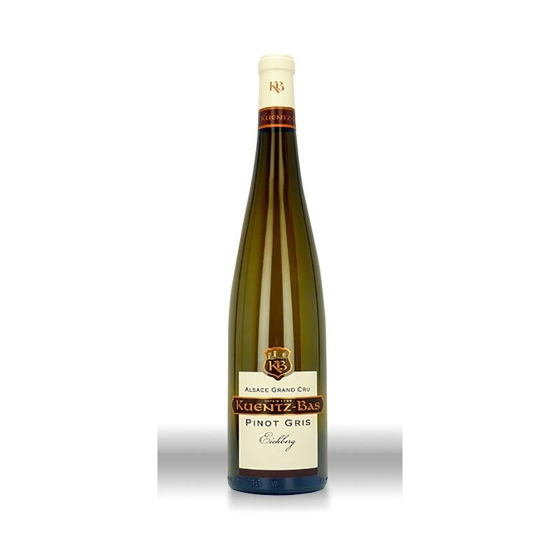 "KUENTZ-BAS Pinot Gris Grand Cru Eichberg ""Trois Châteaux"" 2019"