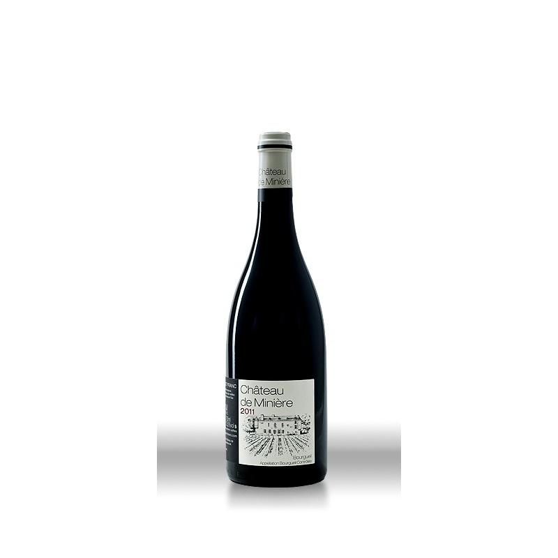 CHÂTEAU DE MINIÈRE Vieilles Vignes 2010